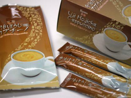 Удзи чай: Матча, чай в упаковке