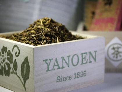 Листовой зелёный чай